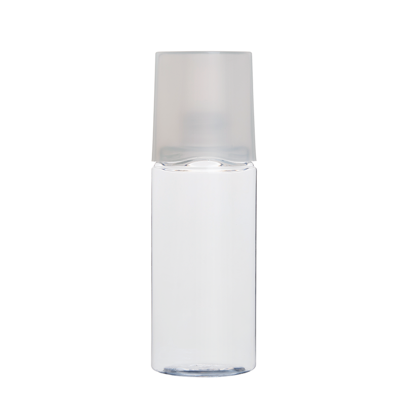 100ml Plastic PET Clear Perfume Bottles Manufacturer