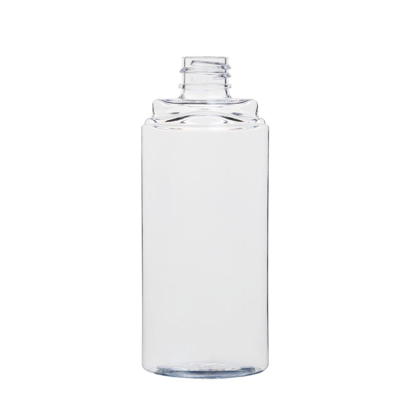 100ml Plastic PET Clear Perfume Bottle Lotion Bottle Wholesale