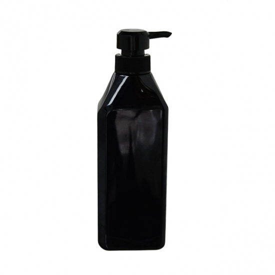 man hair wash bottle