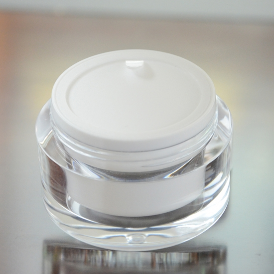 acrylic jars for cosmetics