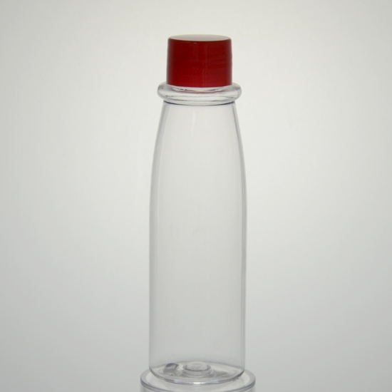 70ml transparent pet lotion bottles