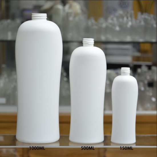 150ml plastic HDPE bottle