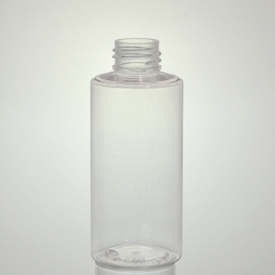 clear cylinder spray bottles - 4 oz
